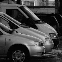 Три машины :: Николай Филоненко