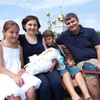 Счастливое семейство. :: Viktor Сергеев