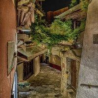 Позитано (Италия) ночью :: Владимир Горубин