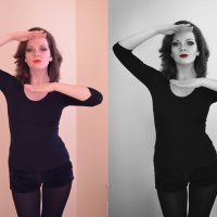 До и После :: Виктория Попова