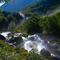 "Олден. Национальный парк  ""Jostedalsbreen"". :: Надежда"