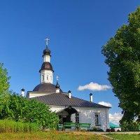 Собор Успения Пресвятой Богородицы в Колоцком монастыре :: Дмитрий Анцыферов