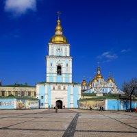 Новомихайловский Златоверхий монастырь :: Вахтанг Хантадзе