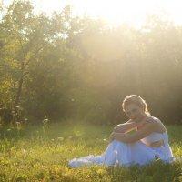 Вечернее солнце :: Ира Нодь