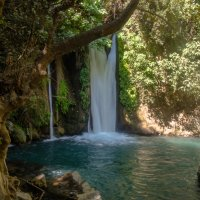 Водопад Баниас-источник жизни :: Witalij Loewin