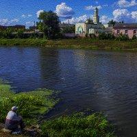 рыбак :: Алена Юрченко