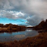Осень. Грусть... :: Влад Ромм