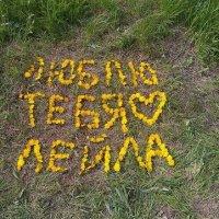 признание мне в любви.... :: Leyla King