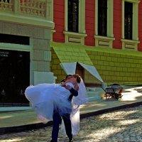 в день свадьбы даже тачки не волнуют... :: Александр Корчемный