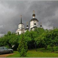 припарковался :: Дмитрий Анцыферов