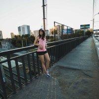 "Фотовечер ""Спорт гёрл"" :: Кристина Бессонова"