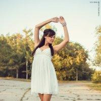 Балерина :: Петр Сквира