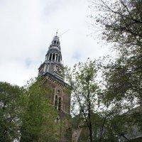 Церковь Аудекерк самая старая в Амстердаме :: Елена Павлова (Смолова)