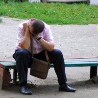 Очень уж устал :: Антон Бояркеев