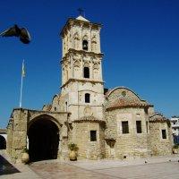 Церковь Святого Лазаря в Ларнаке :: Лина Пушок
