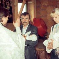 Обряд Крещения.... :: Александр Рыжков