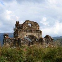 Разрушенный храм :: Денис Мартьянов