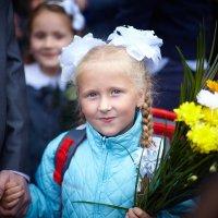В первый класс :: Юлия Федорова