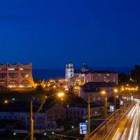 г. Гродно ночью :: Andrei Naronski
