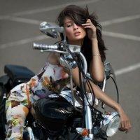 С мотоциклом :: MeRC _FL