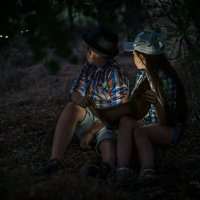 Последние дни каникул - у страха глаза велики :: Анна Хрипачева