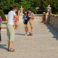 Туристы :: Alexandr Яковлев