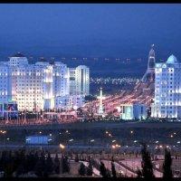 """""""Любимый город..."""" :: Ахмед Овезмухаммедов"""