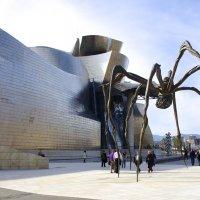 Музей Гуггенхайма в Бильбао, Испания :: Olga Rzyanina