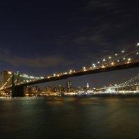 Мосты в Нью-Йорке :: Galina Kazakova