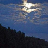 Лунный свет :: Виктор Новиков