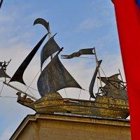 Бронзовые паруса :: Виктор Новиков