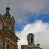 Иоаким-Анновский комплекс, Можайск :: Дмитрий Анцыферов