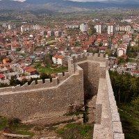 Вид на новый Охрид :: Юрий Муханов