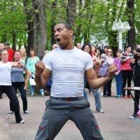 в танце :: Августа