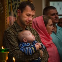 Крещение :: Павел Зорин