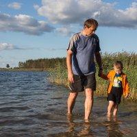 Прогулка по воде :: Мария Зайцева