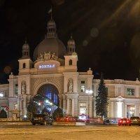 Львовский вокзал :: Богдан Петренко
