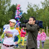 Фестиваль красок ХОЛИ во Владимире, 30.08.14 :: Светлана ~~~