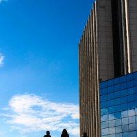 В отражении городов :: Роман Кинаш