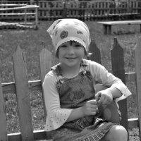 Девочка в косынке :: Рагнед Малаховский