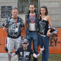 Дни Harley-Davidson в Санкт-Петербурге 2014 :: Savayr