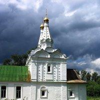 Рязанский Кремль. Духовская церковь.1642 г. :: Лесо-Вед (Баранов)