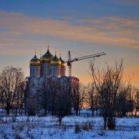 Церковь Матроны Московской :: Татьяна Кретова
