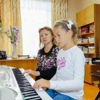учитель музыки :: Михаил Святов