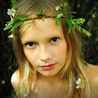 Юная фея леса :: Вероника Любимова