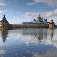 Соловецкий монастырь :: Сергей Яснов