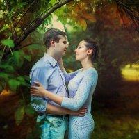 Юля и Андрей :: Ежъ Осипов