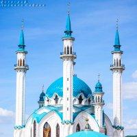Мечеть Кул Шариф, Казань. :: Людмила Сафина