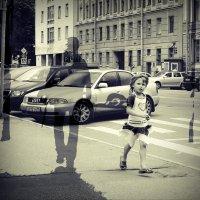 улица полна... :: sv.kaschuk