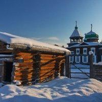 Сибирь морозная :: Александр | Матвей БЕЛЫЙ